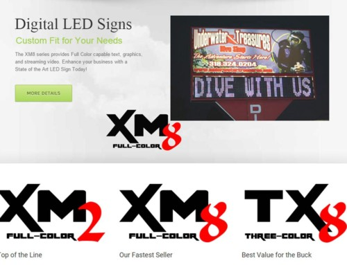 Digital LED Sign Company