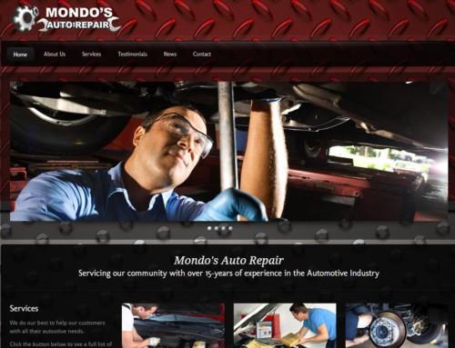 Mondo's Auto Repair